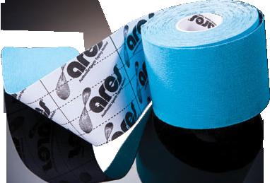 АРЕС тейп - единична ролка в син цвят